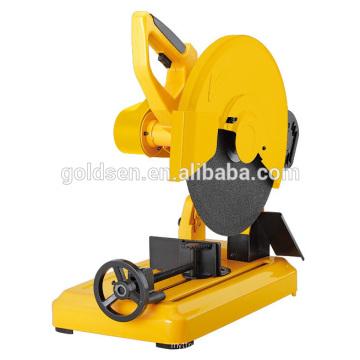 "400mm 16 ""3000W Base De Hierro Cortar Saw Máquina De Corte De Bobina De Acero Eléctrico GW80400A"