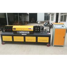 2018 automatische Stahl Bar Straightener Cutter Maschine Rebar Richten Schneidemaschine
