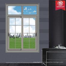 Modern Style Aluminum Windows with Grills, Popular Simple Design