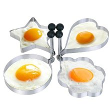 Stainless steel Fried Egg cutter