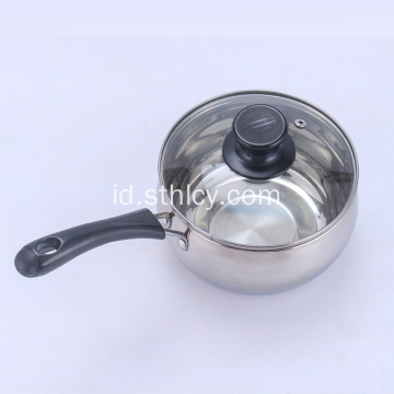 Pot Susu Rumah Stainless Steel