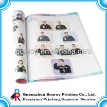 Printing child school book