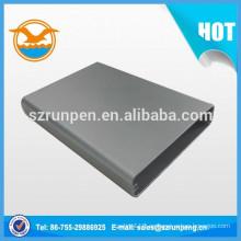 Caja electrónica de aluminio de extrusión