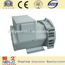 NENJO brand 6.5KW/8KVA brushless ac 3 phase generator head with AVR