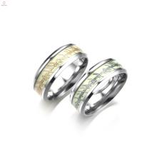 Custom Fashion Magic Band Glow In The Dark Luminous Rings