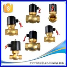US model 1/2 inch pilot acting 2/2 way steanless steel solenoid valve steam