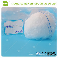 Heiße Verkaufs-Qualitäts-medizinische weiße 100% Baumwollkugel-saugfähige Baumwollkugeln Gaze-Kugel