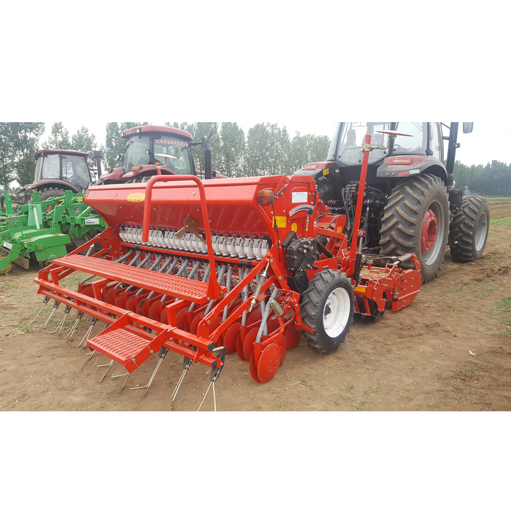 seed fertilizer planter