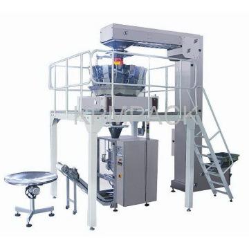 Упаковочная машина для наполнения вертикальной формы с комбинированным весом