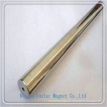 Long Size Permanent Bar Magnet with Center Hole