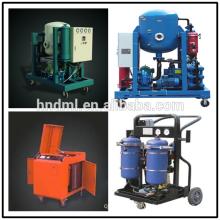 Regeneration gasoline engine waste Oil purifier equipment,lube Oil filter carts,gear Oil purifier unit