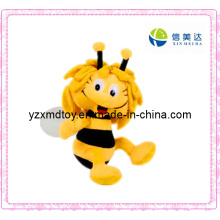 Cute Bee Plush Insect Toy Baby Toy