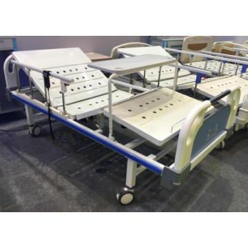 ISO13485 Cama eléctrica de duas funções com placa de cabeça de ABS