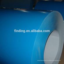 Prepainted покрашенный стальной лист оцинкованный стальная катушка цвет покрытием стальная катушка