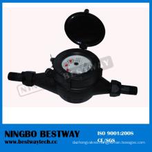 Multi Jet Plastic Water Meter (LXSG-15S-40S)