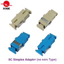 Sc Simplex adaptateur fibre optique sans oreille