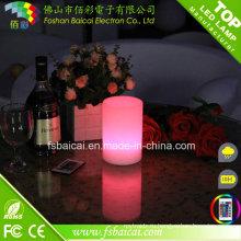 Аккумуляторная замена цвета Беспроводная светодиодная настольная лампа