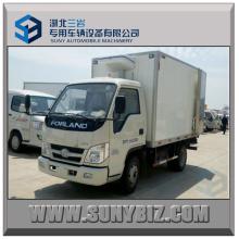 Forland 4X2 95HP Eiscreme gekühlt Van
