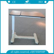Table de chevet pour hôpitaux AG-Obt005