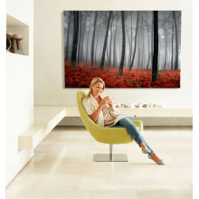 Tree Print Fabric Canvas Wall Display Art forest Canvas Wall Printing