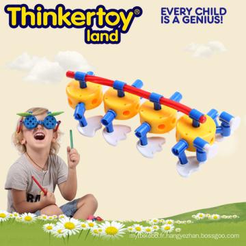 Jeux de jouets pour enfants en plastique nouvellement développés