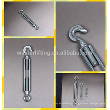 super quality turnbuckle din1480 gold supplier