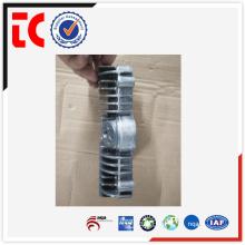 Natrual precisión personalizada de aluminio cubierta de fundición de fundición