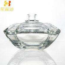 Garrafa de perfume personalizada do projeto da forma 100ml