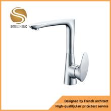 High Quality Brass Body Modern Basin Faucet (AOM-2101)