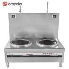 Индукционная плита для тяжелых условий эксплуатации