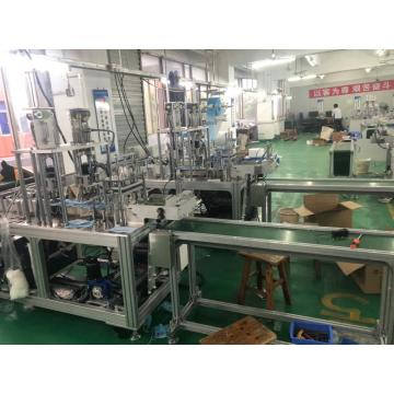 Full automatisk ansiktsmask Packing Machine Packing Line