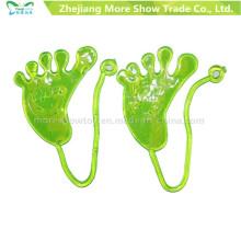 Wholesale TPR Sticky Foot Toys Party Favors Novelty Toys