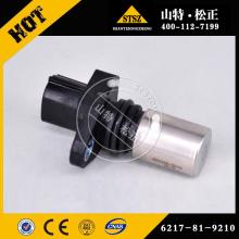 Komatsu PC200-8 Positionssensor 6754-81-9200