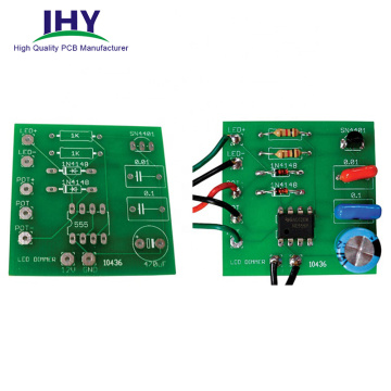 94v0 PCB Board Manufacturing PCB Assembly with SMT DIP service