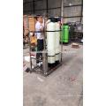Sistema de reciclagem de água para lavagem de carros