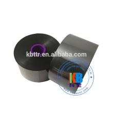55mm * 1000m Noir TTO ruban compatible pour imprimante Markem X40 X60