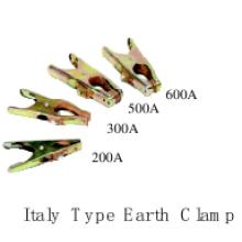 Italien Typ Erdklemme