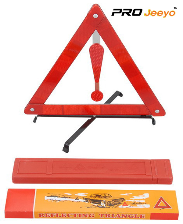 Reflective Stop Signs Car Tripod DL-206 9