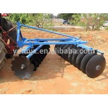 2016 tractor caliente IBQX tractor montado grada de disco de deber ligero