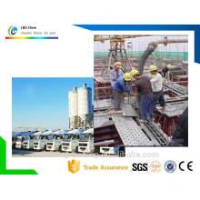 Reductor de agua con base de sulfato de naftaleno con mezcla de hormigón con garantía comercial