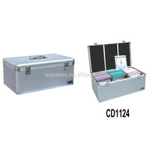 alta calidad 420 CD discos aluminio caja de CD por mayor