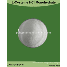 99,6% de Hidrocloruro de L - cisteína (Monohidrato)