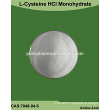 99,6% de poudre de L-Cysteine HCl (Monohydrate)