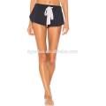 mujeres sexy yoga pantalones cortos sport dress soft running set