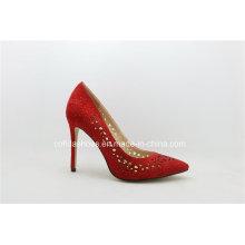Sexy High Heel Wedding Shoe for Happy Bridals