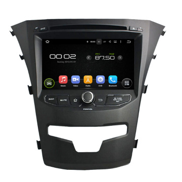 Android 7.1 Car DVD Player για το SsangYong Korando 2014