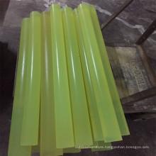 Modern Furniture Transparent 60mm PU Rod