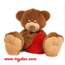 Plush Valentine Bear Gift