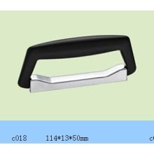 Parte superior plástica e punho inferior do metal para a caixa & a caixa de alumínio