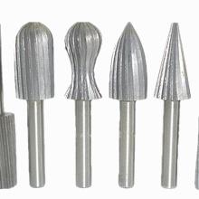 Molienda de grabado del cortador de archivo rotatorio del acero de tungsteno